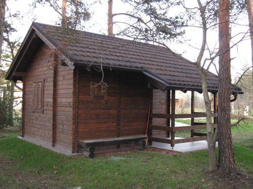 Leseni bungalovi izolacija