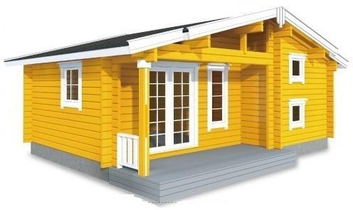 Mobilna hiška za bivanje