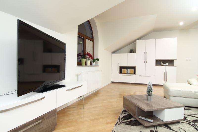 Notranja oprema: dnevna soba