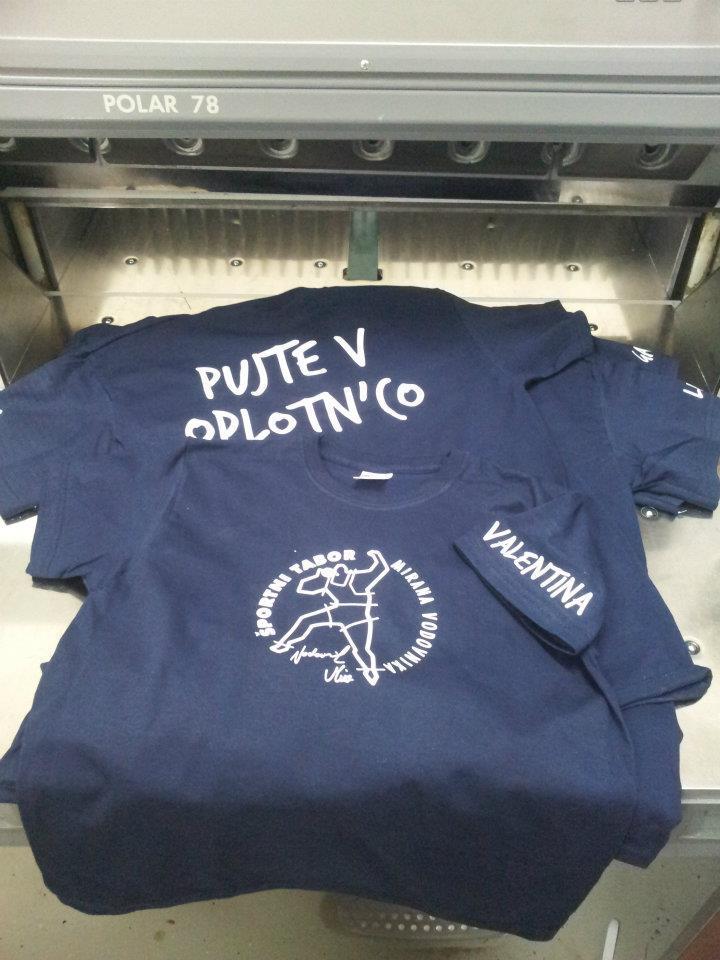 Tiskanje majic