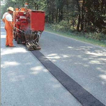 krpanje asfaltnih razpok
