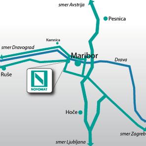 Popravilo in menjava stekla - Maribor