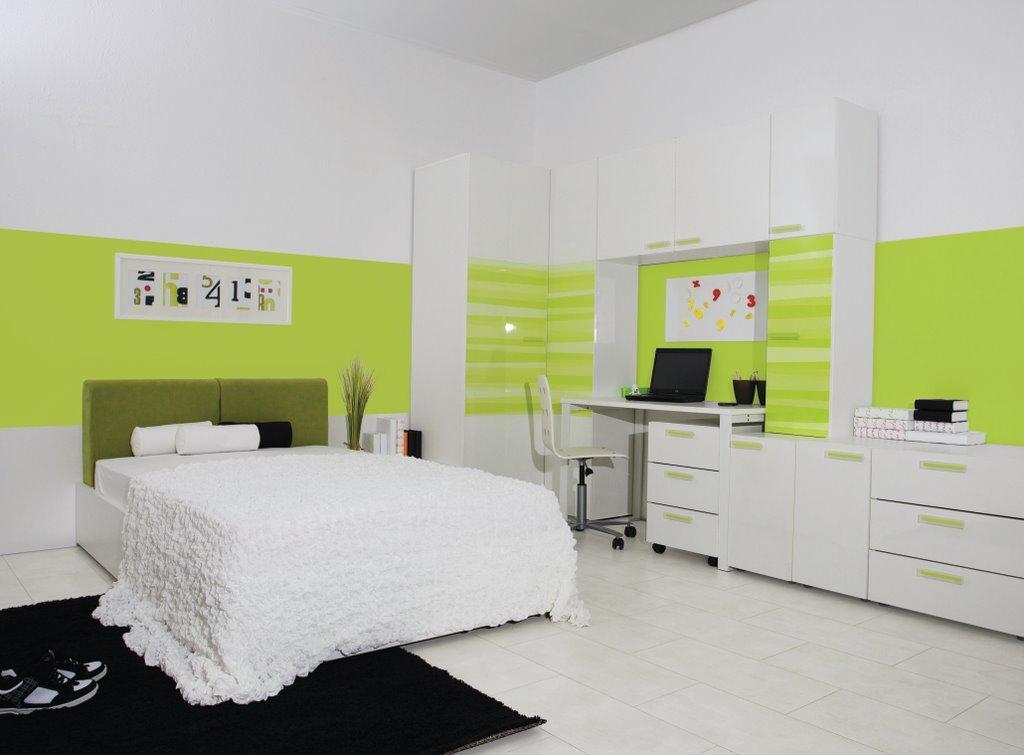 Oprema mladinske sobe