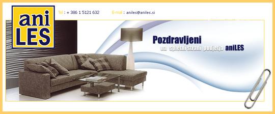 Pohištvo | Aniles d.o.o.