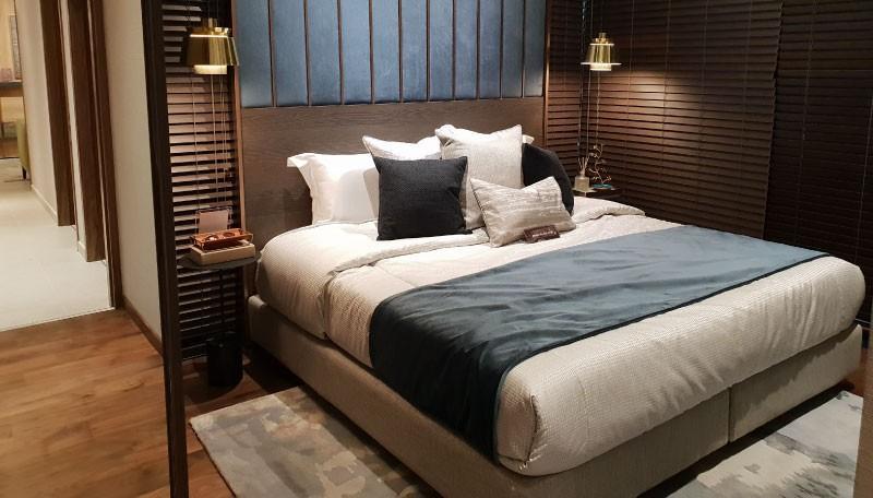 Elegantna postelja