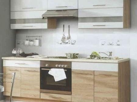 Moderna kuhinja v celoti ali po delih