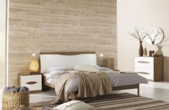 postelja z vzmetnico Aniles