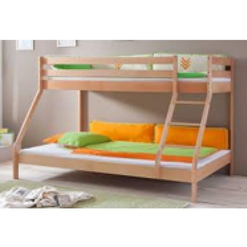 Pogradi z večjo posteljo spodaj
