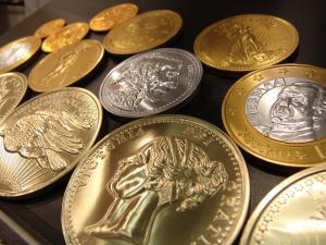 Varčevanje v zlatu