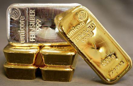 Zlato in srebro