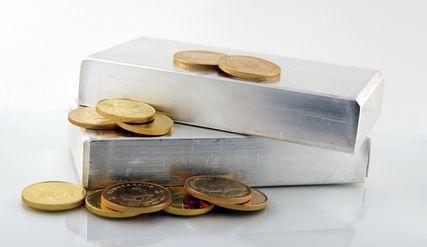 Naložbeno srebro brez DDV