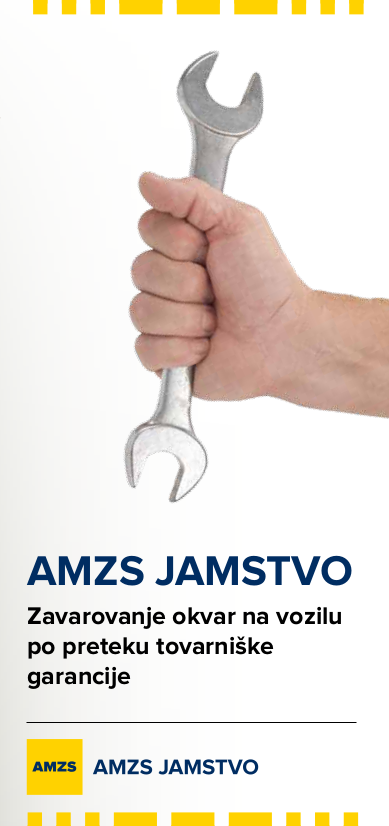 AMZS jamstvo
