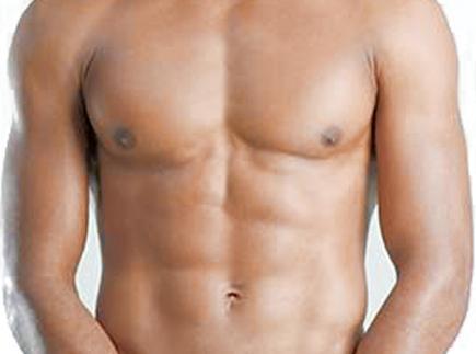 Moška brazilska depilacija