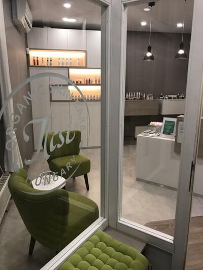Brazilska depilacija v kozmetičnem salonu Nika