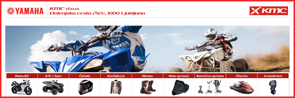 KMC moto