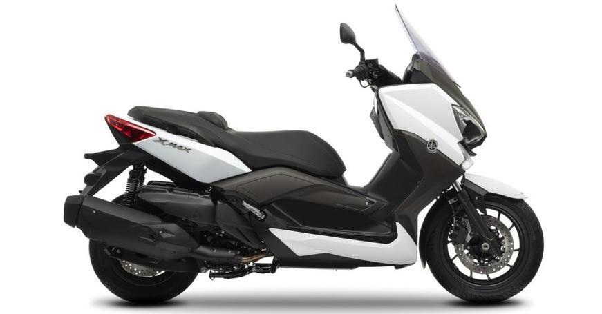 Maxi skuter Yamaha