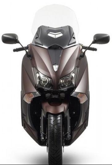 Maxi skuter Yamaha BRONZE