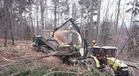 Pridobivanje biomase