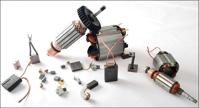 Grafitne ščetke za elektromotorje