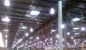 Trgovinska razsvetljava
