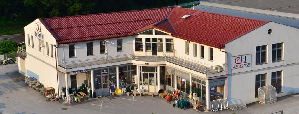 Trgovinski center EVJ