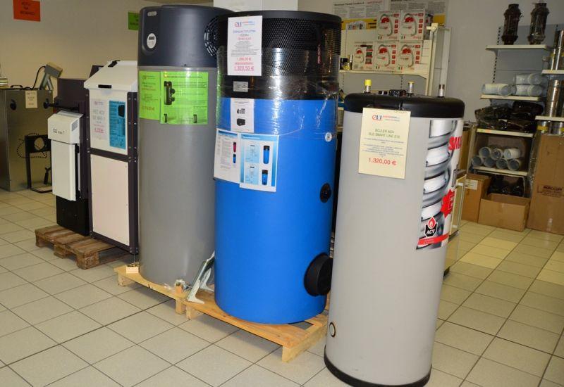 Ogrevanje sanitarne vode s toplotno črpalko