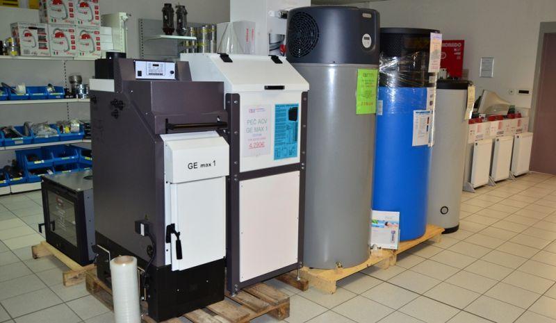 toplotna črpalka za ogrevanje in sanitarno vodo