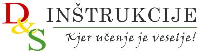 D&S Inštrukcije - logo