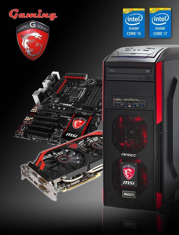 Gaming računalnik Mega 6000