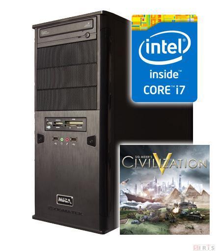 MEGA procesor i7