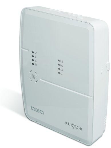 GSM alarmna centrala