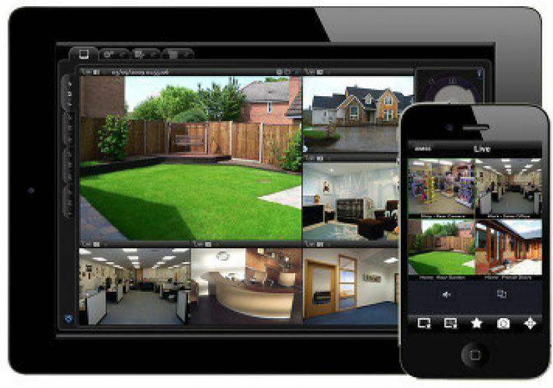 Tehnično varovanje doma in prostorov podjetij