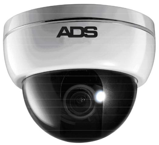 HD Dome IP kamera