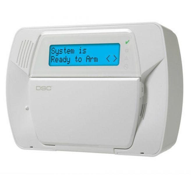 Alarmna naprava DSC