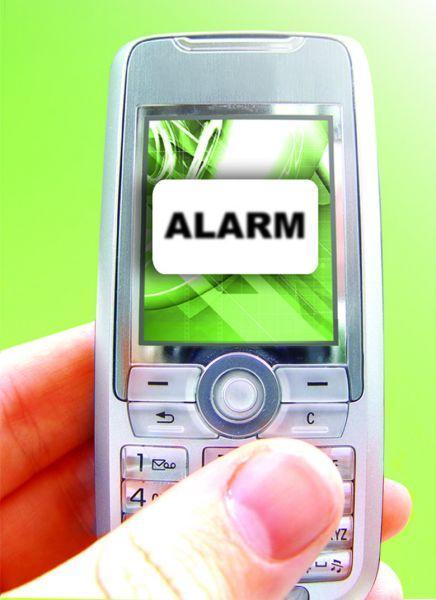 Gsm alarmna naprava