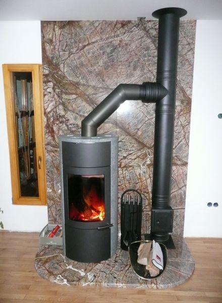 Gibljiva cev za dimnik
