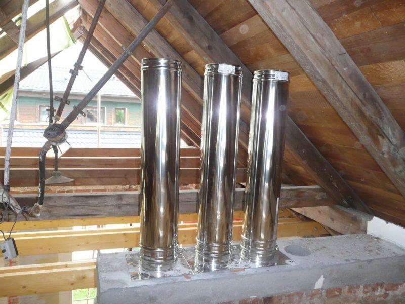 inox cevi za dimnik (rostfrei)
