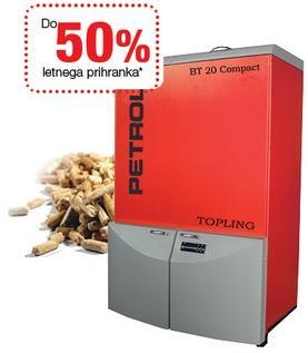 Kotel na biomaso