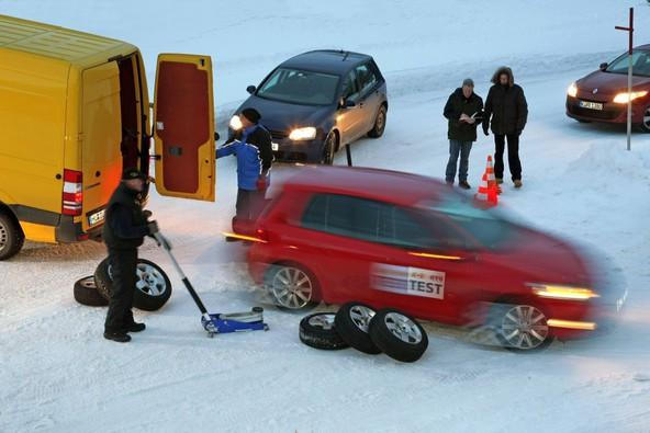 Pnevmatike zimske - profil pnevmatik