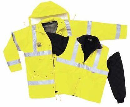 Delovna obleka in zaščita