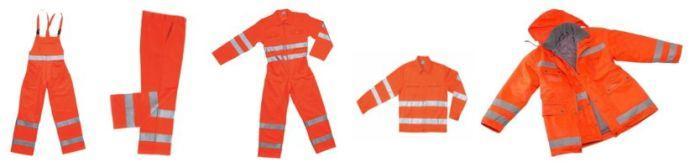 Zaščitna oprema, oblačila in obutev