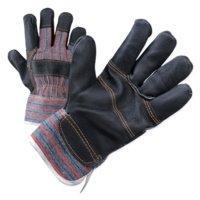 Usnjene delavske rokavice