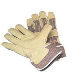 Zaščitne usnjene delovne rokavice