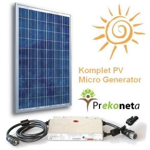 Sončna elektrarna za lastno uporabo