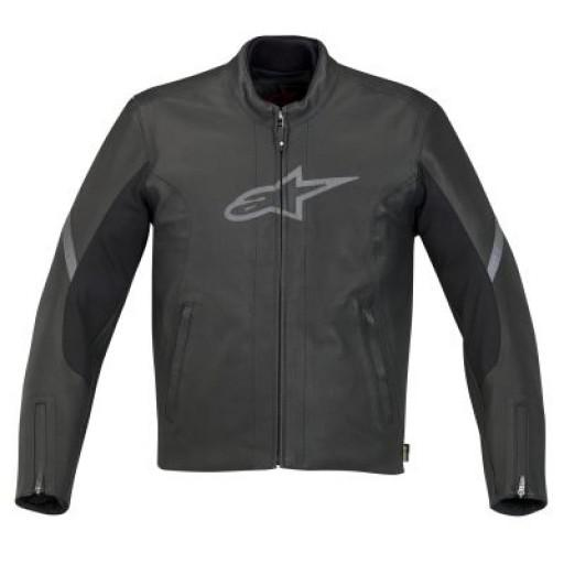 Usnjena moto jakna Gore-Tex