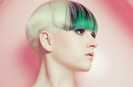 Cena barvanja las