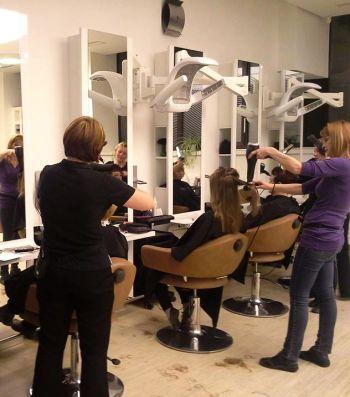 Frizerstvo - moško in žensko striženje