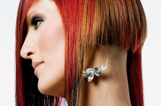 Odtenki barv za lase