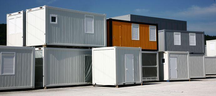 Gradbeni kontejnerji