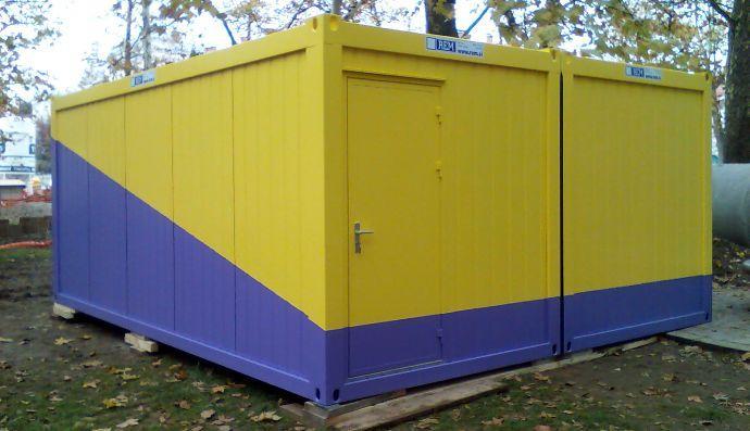 Rabljeni gradbeni kontejner